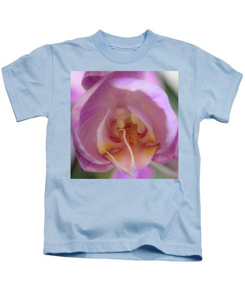 Boudoir Orchid Kids T-Shirt