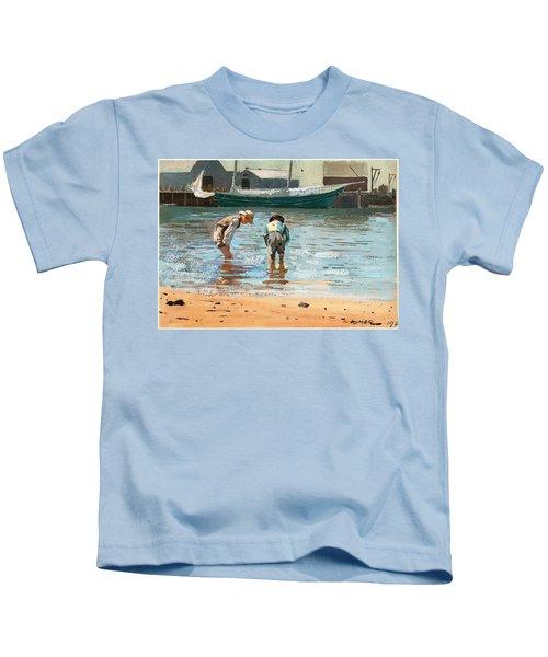 Boys Wading Kids T-Shirt