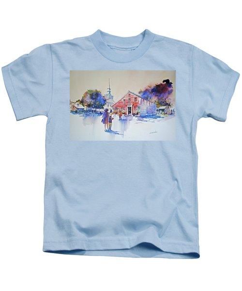 Bramhall's Corner Kids T-Shirt