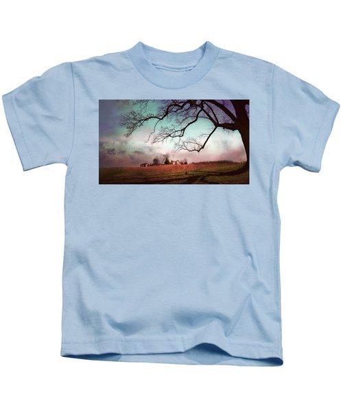Break Of Dawn Kids T-Shirt