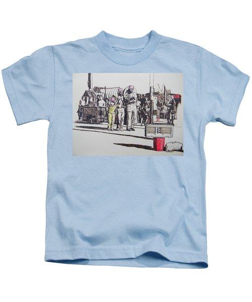 Breakdance San Francisco Kids T-Shirt