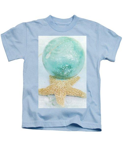 Breathe  . . .   Like Water Kids T-Shirt