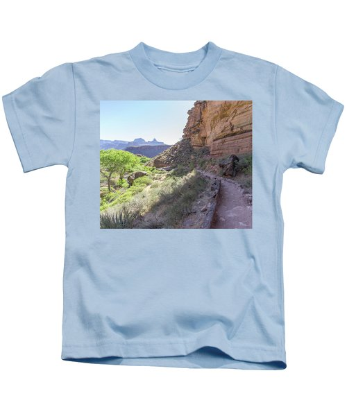 Bright Angel Trail Kids T-Shirt