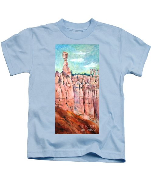 Bryce Canyon #1  Kids T-Shirt