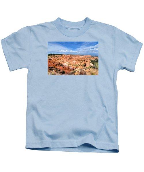 Bryce Canyon - Sunset Point Kids T-Shirt