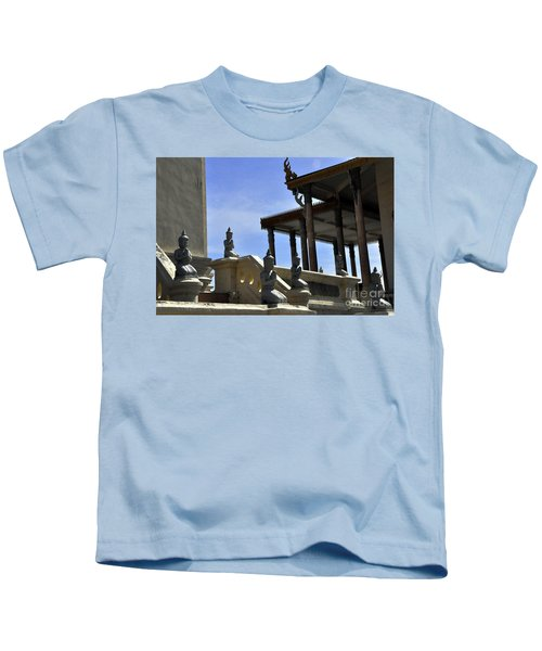 Buddha Clan Kids T-Shirt