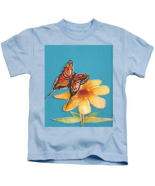 Butterflower Kids T-Shirt