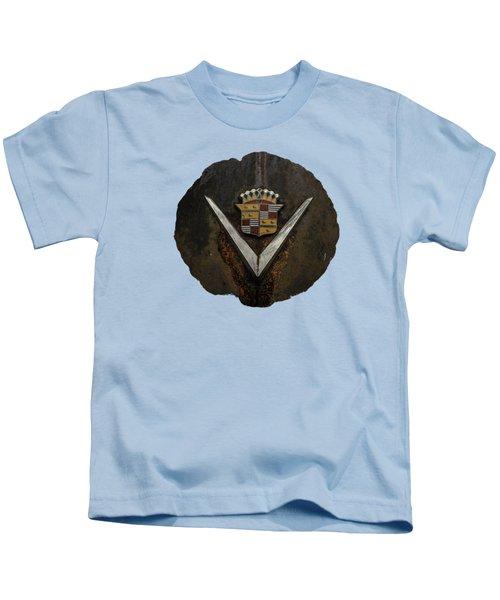 Caddy Emblem Kids T-Shirt