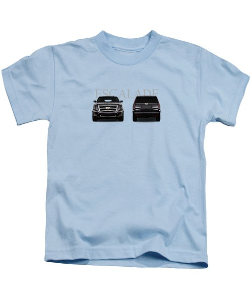 Cadillac Escalade Kids T-Shirt