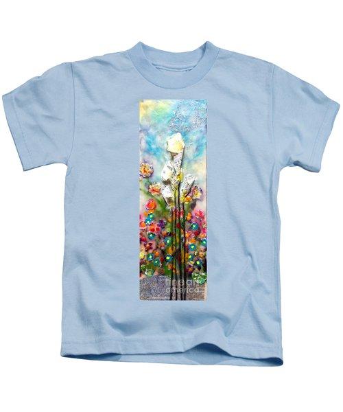 Calla Lily Dance Kids T-Shirt