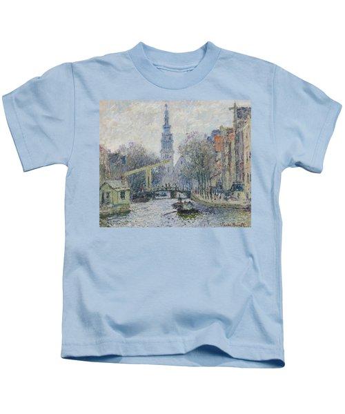 Canal Amsterdam Kids T-Shirt