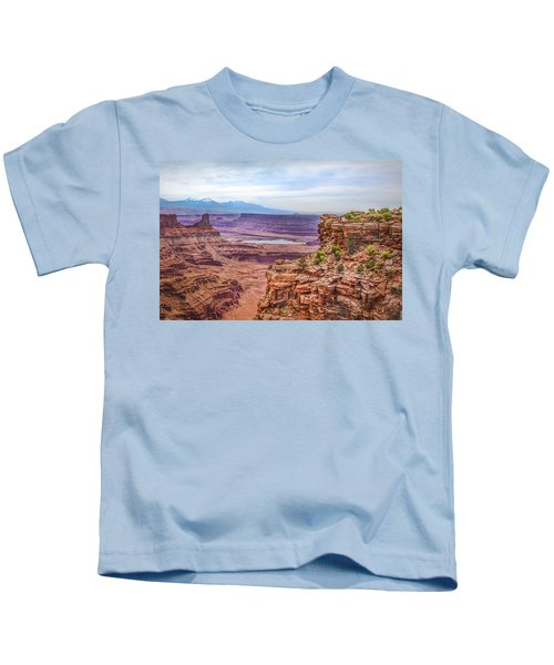 Canyon Landscape Kids T-Shirt