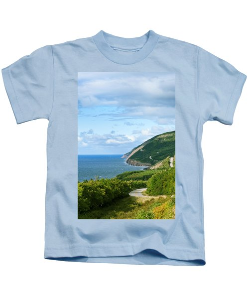 Cape Breton Highlands National Park Kids T-Shirt