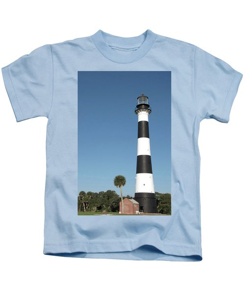 Cape Canaveral Lighthouse  Kids T-Shirt