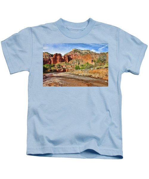 Caprock Canyon Kids T-Shirt