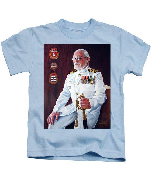 Capt John Lamont Kids T-Shirt