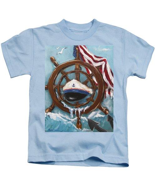 Captain's Home Kids T-Shirt