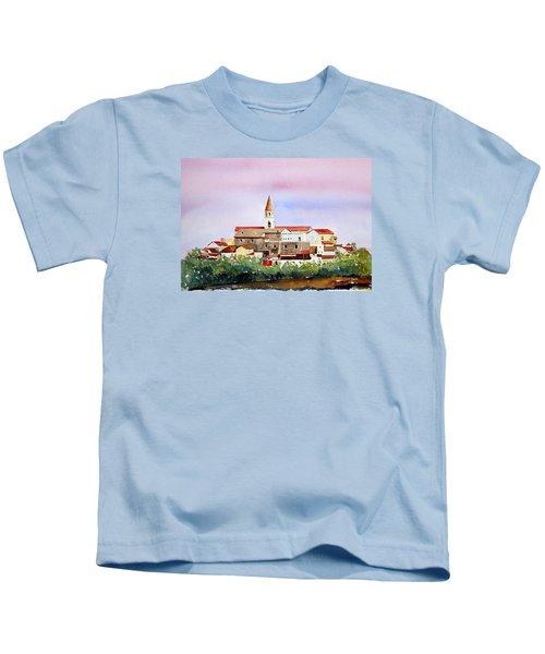 Castelnuovo Della Daunia Kids T-Shirt