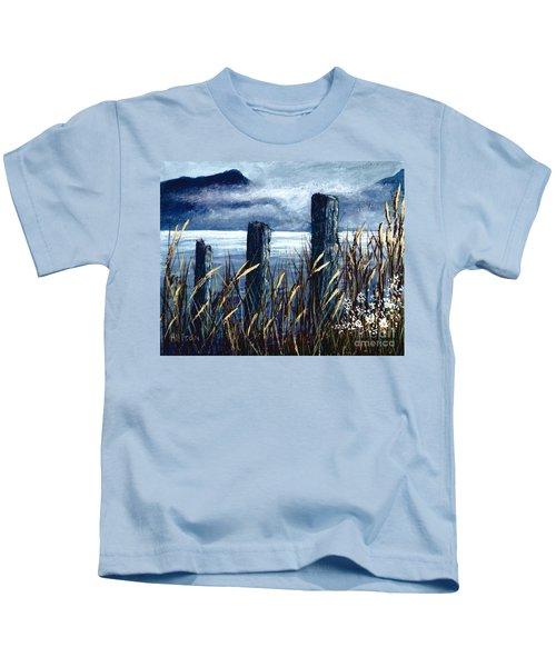 Cedar Cove  Kids T-Shirt