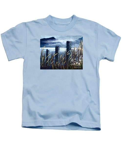 Cedar Cove  Kids T-Shirt