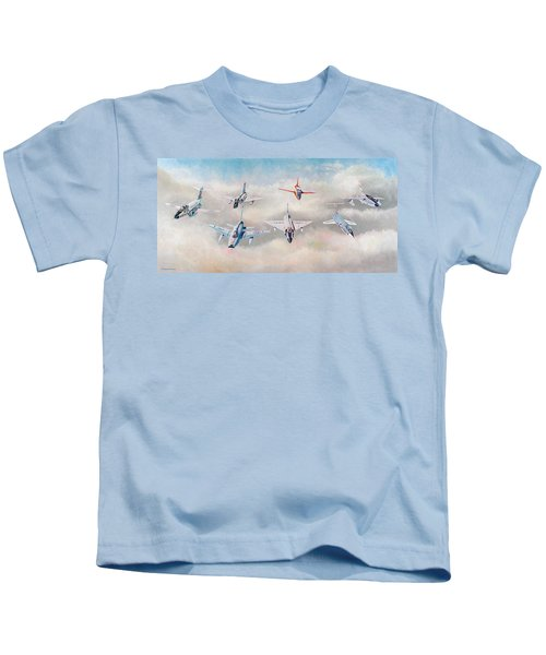Century Series Fantasy Formation II Kids T-Shirt