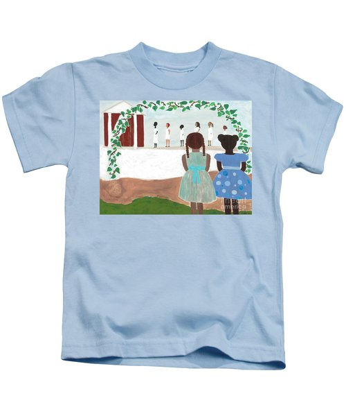 Ceremony In Sisterhood Kids T-Shirt