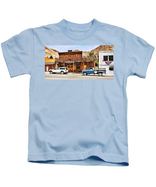 Challis, Idaho Kids T-Shirt