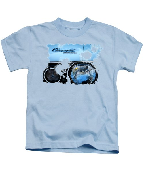 Chevrolet Camaro Kids T-Shirt