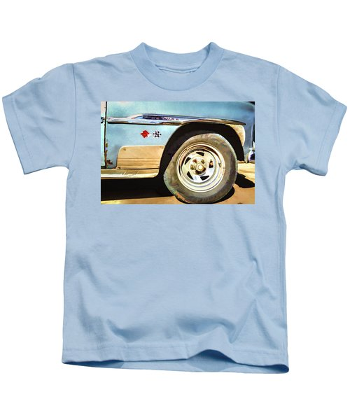 Chevy Deluxe Kids T-Shirt