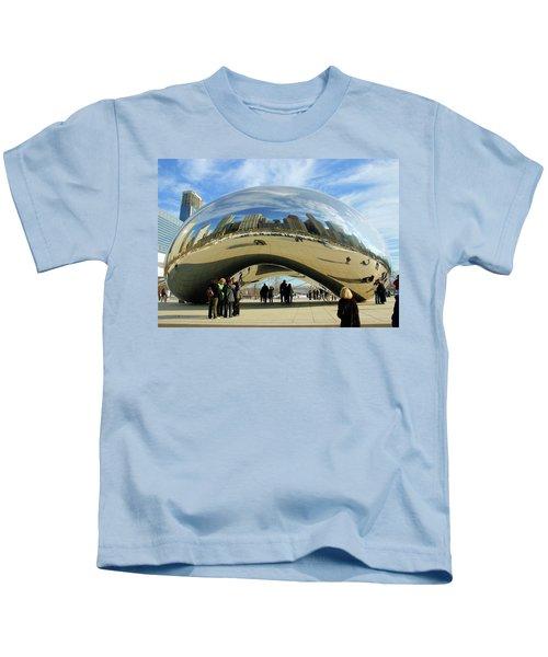 Chicago Reflected Kids T-Shirt