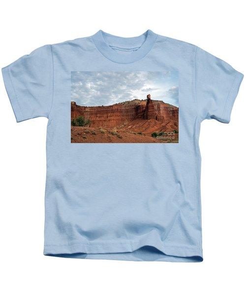 Chimney Rock Capital Reef Kids T-Shirt