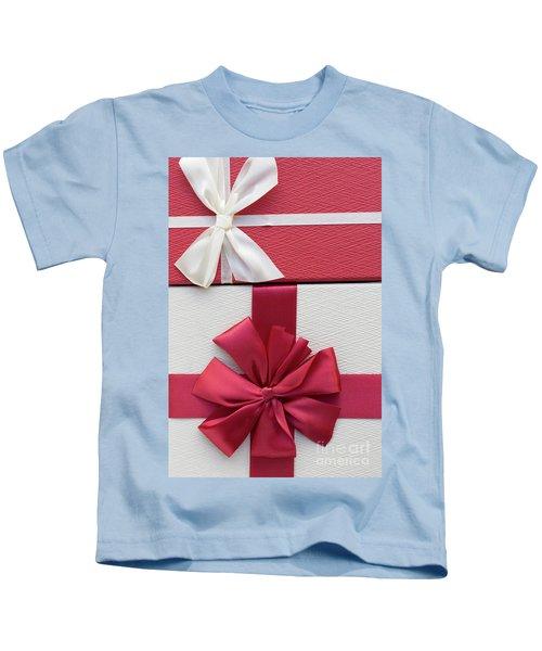Christmas Boxes Kids T-Shirt