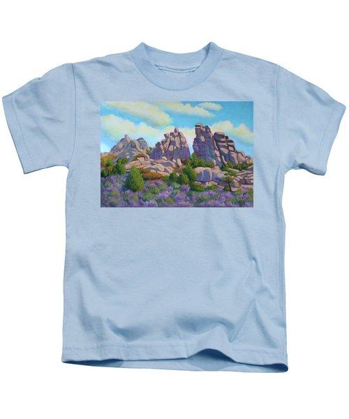 City Of Rocks Kids T-Shirt