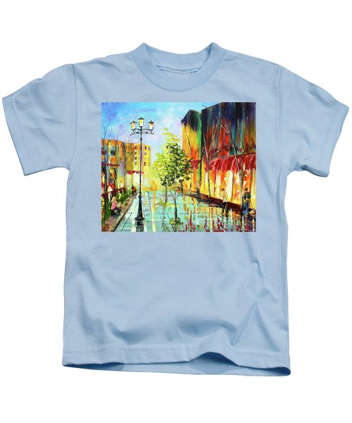 City Street Kids T-Shirt