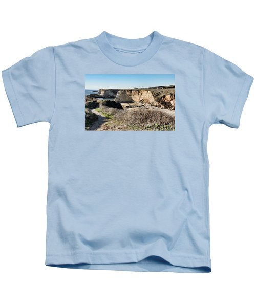 Cliff Top Kids T-Shirt