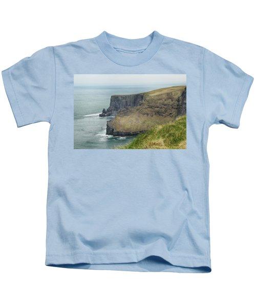 Cliffs Of Moher 1 Kids T-Shirt