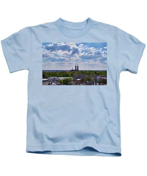 Cloud Ticklers Kids T-Shirt