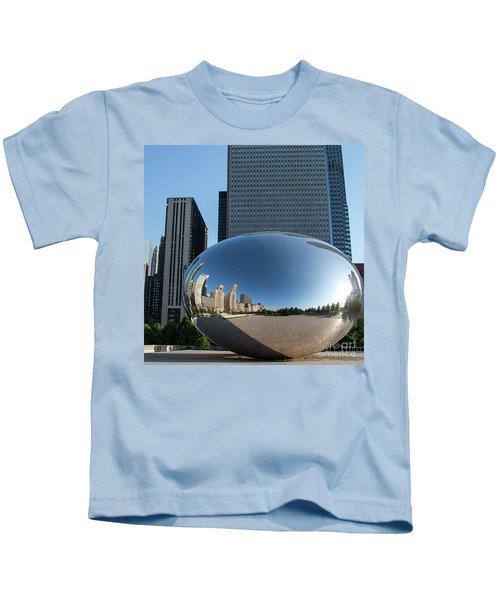 Cloudgate Reflects Kids T-Shirt