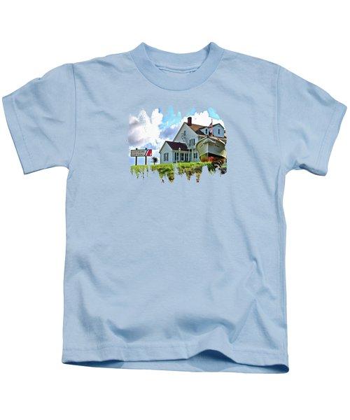 Coast Guard City Usa Kids T-Shirt
