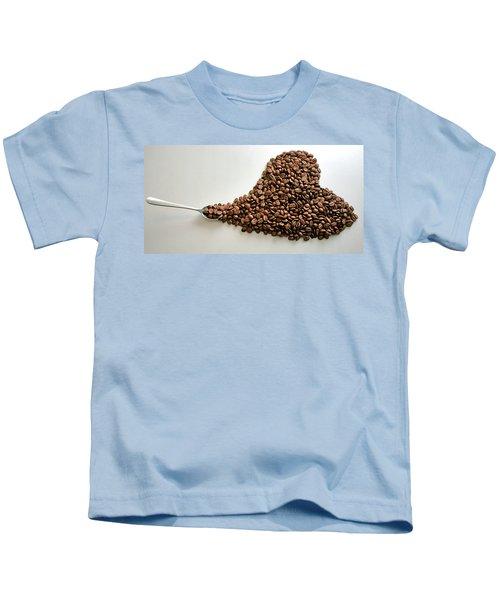 Coffee Lover Kids T-Shirt