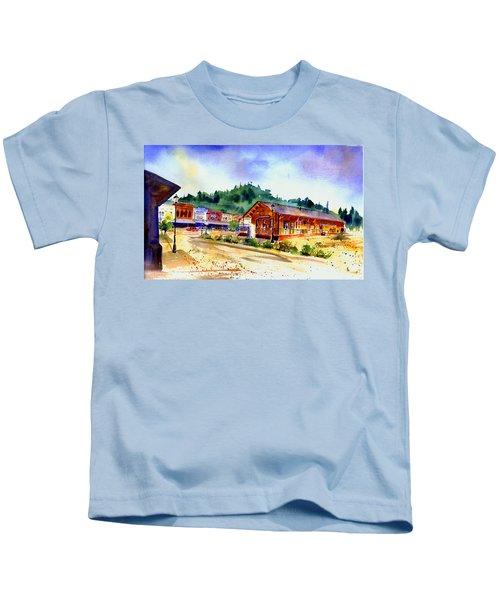 Colfax Rr Junction Kids T-Shirt