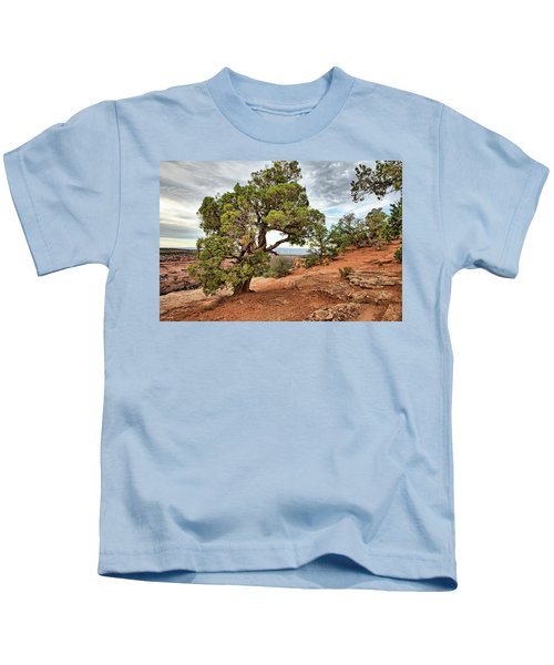 Colorado National Monument Kids T-Shirt