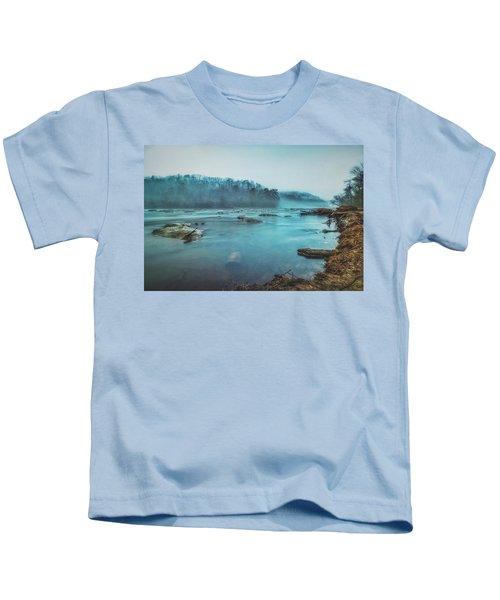 Colorful Fog Kids T-Shirt