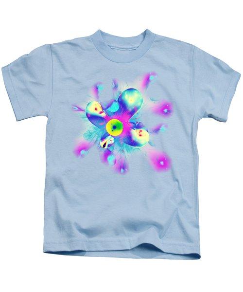 Colorful Splash Kids T-Shirt