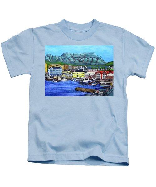 Colours Of Cape Town Kids T-Shirt