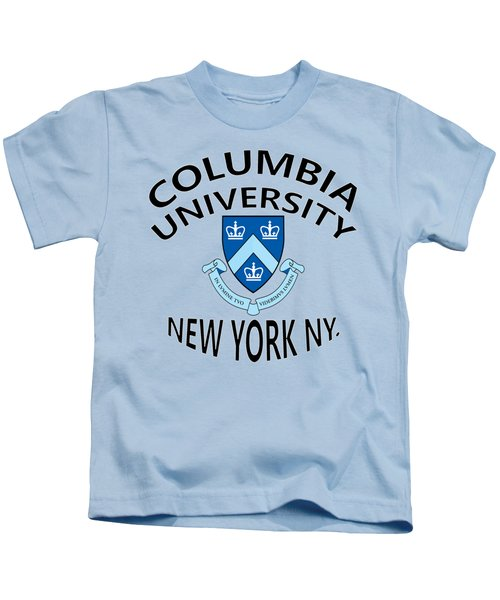 Columbia University New York Kids T-Shirt