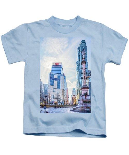 Columbus Circle Kids T-Shirt