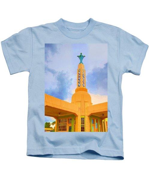 Conoco Tower Kids T-Shirt