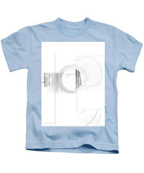 Construction No. 4 Kids T-Shirt