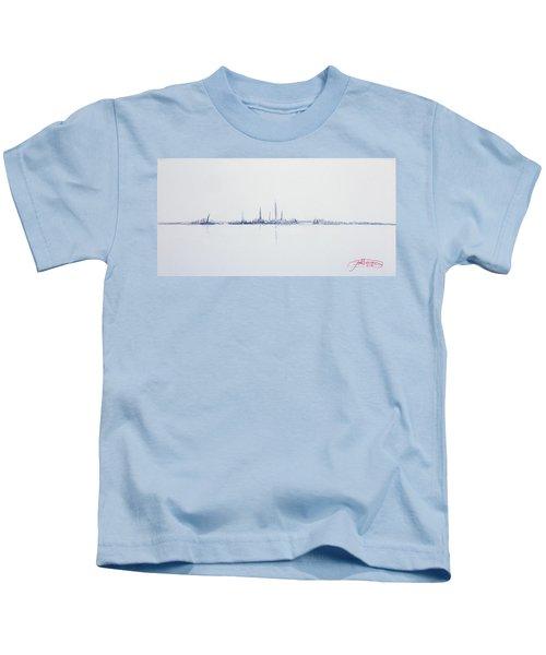 Cool Morning Kids T-Shirt